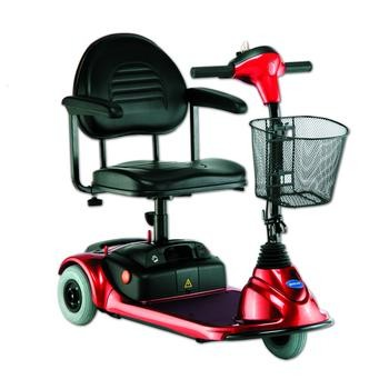 Invacare Lynx 3 Wheel Scooter Power Mobility Scooter