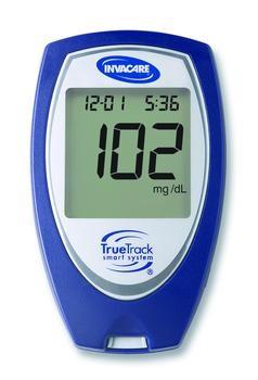 Invacare® TRUEtrack Smart System® Blood Glucose Monitoring System
