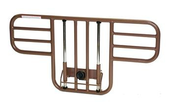 Invacare 2 Pack Four Bar Half Bed Support Rails