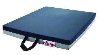 """Kolbs General Use Gel Wheelchair Cushion 2"""""""
