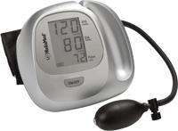 ReliaMed Digital Manual Blood Pressure Monitor