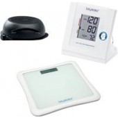 Medical Wireless Complete Health Monitor System with BP Unit