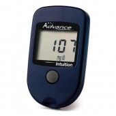 Arkray Advance Intuition Blood Glucose Meter Only, Results in Just 10 sec, Code Chip