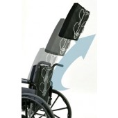 Retroback Wheelchair Back Support System